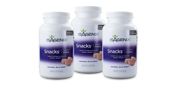 Dairy-Free-Isagenix-Snacks