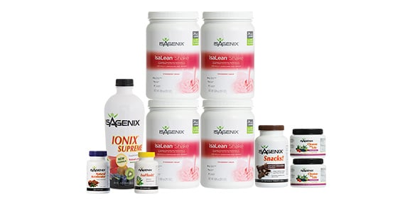 Isagenix 30 Day Weight Loss System Australia