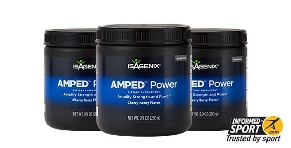 Isagenix AMPED Power