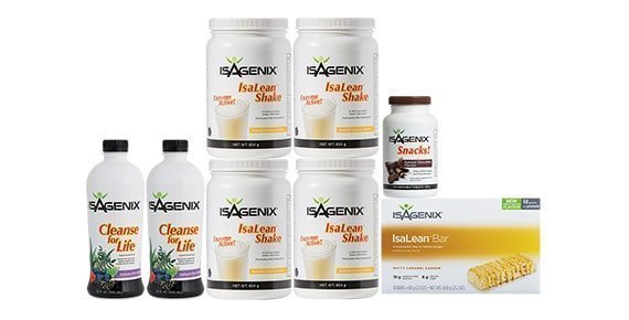 Isagenix Kosher Cleanse Pack Australia