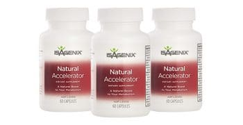 Isagenix Natural Accelerator 2