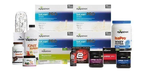 Isagenix Performance Premium Pack Australia
