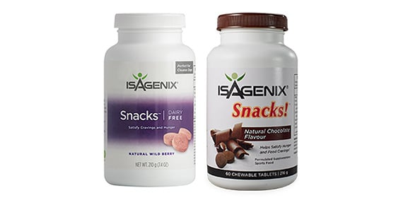 Isagenix Snacks Australia