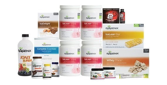 Isagenix Ultimate Pack Australia