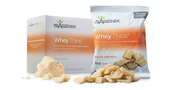 Isagenix Whey Thins