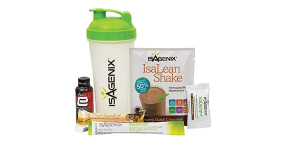 Isagenix sample pack Australia