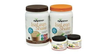 isageinx Shake and Cleanse Pack