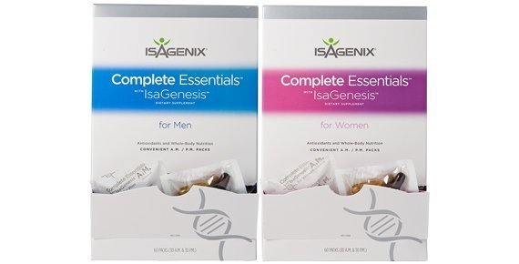 complete-essentials-daily-pack-with-isagenesis