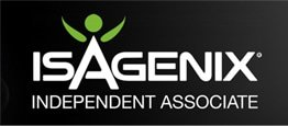 Isagenix Independant associate logo