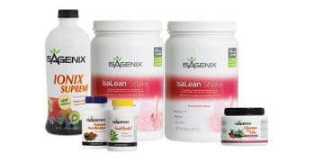 isagenix healthy maintenance system