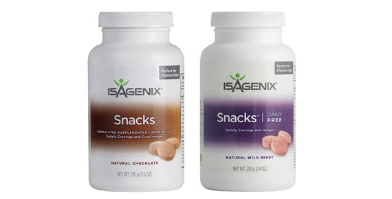 isagenix-snacks